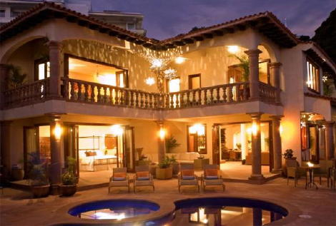 Luxurios Villa in Puerto Vallarta
