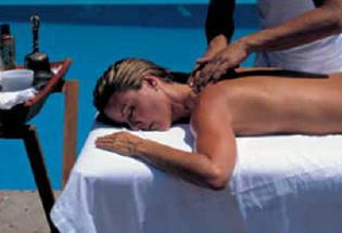 Enjoy spa services exclusively for Villa Verano guests.